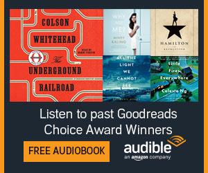 Goodreads Choice Awards Sweepstakes 2018