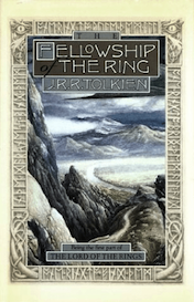 The Fellowship of the Ring (The Lord of the Rings #1) cover image
