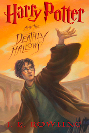Harry Potter and the Deathly Hallows (Harry Potter, #7) cover image