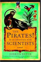 The Pirates! In an Adventure with Scientists cover image