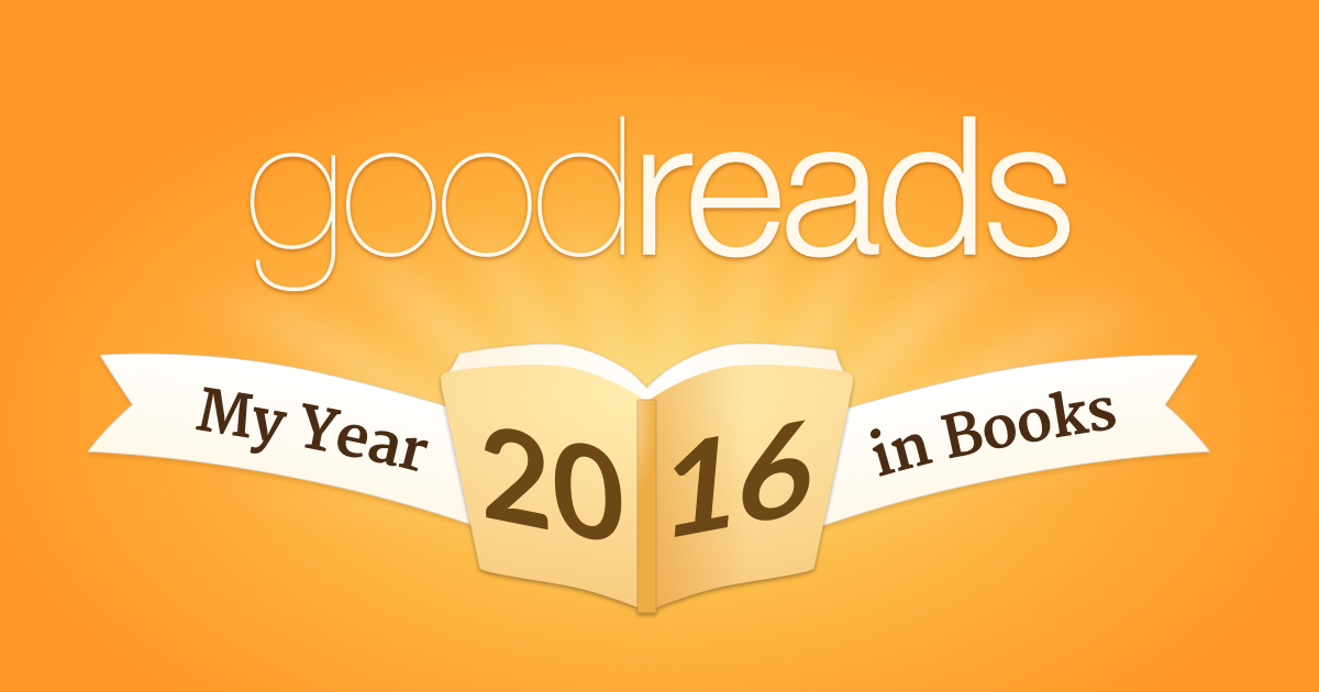 My 2016 Year in Books