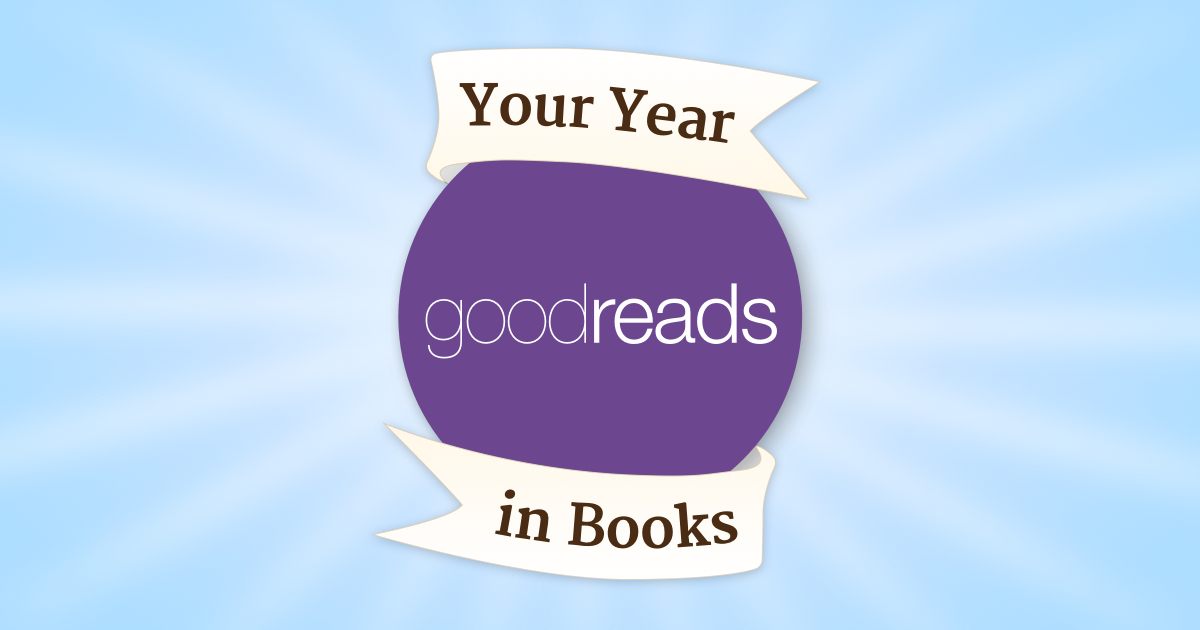 Goodreads 2016 Year in Books